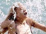 Ashley Olsen Makes a Splash in Hawaii