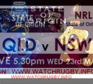 WATCH NSW vs Queensland STATE OF ORIGIN LIVE ONLINE STREAMING 23 MAY 2012