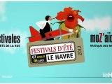 Festivals d'été 2012 au Havre