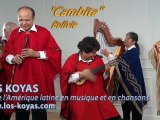 Musique latino-américaine par Los Koyas