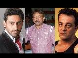 Ram Gopal Varma Takes A Dig At Sanjay Dutt And Abhishek Bachchan - Bollywood News