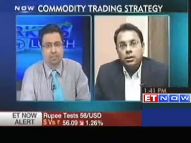 Devang Visaria's commodity trading strategy
