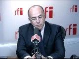 Bernard Cazeneuve, ministre délégué auprès du ministre des Affaires étrangères, chargé des Affaires européennes