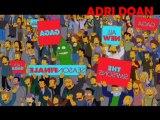 Lady Gaga en los simpson Parodia Loquendo (Adelanto)