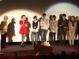 cérémonie de cloture 9e Festival du cinéma de Brive