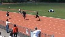 CLUB VAINQUEURS - Course de sprint Montréal - Athlétisme 100 mètres - Championnat régional 2012