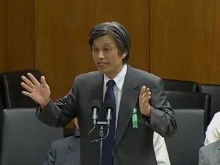 Prof. Kodama Angry about Japanese Gov.'s Gross Negligence [Part 1/2]/児玉龍彦・国会証言(Jul/27/2011)
