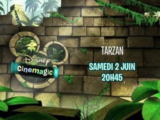 Disney Cinemagic - Tarzan - Samedi 2 Juin à 20H45