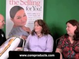 Philip from coreproducts com, Stephanie from srbsolution com and Angie from massagewarehouse com