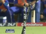 Slow-ball yorker from Mathews makes a mess of Rahane's stumps, IPL, 2012
