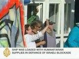 Gaza activist talks to Al Jazeera from Israeli jail - 4 Jul 09