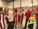 Basket NF3 : Victoire de La Roche contre Trégueux (73 à 42)