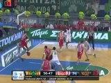 Παναθηναϊκός vs. Ολυμπιακός 81-79 | 2ος Τελικός Basket League (2012)