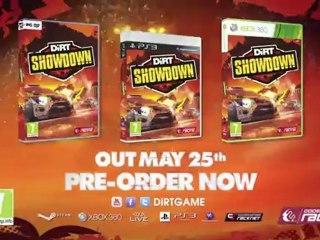 Launch Trailer de Dirt Showdown
