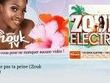 Syna - Ne garde pas ta peine - Zouk Electro - YourZoukTv