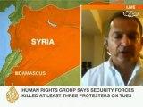 British ambassador to Syria talks to Al Jazeera