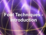 Foot Techniques: Introduction - Chair Massage Techniques with Eric Brown