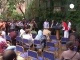 Mısır'da ilk turun galibi Müslüman Kardeşler