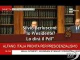 Berlusconi: Candidato Presidente? Farò come dice Pdl - VideoDoc. Pdl lancia proposta elezione diretta Capo dello Stato