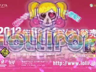 In Tokyo de Lollipop Chainsaw