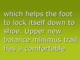 New Balance Minimus Trail