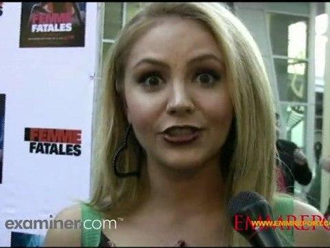 Madison Dylan Femme Fatales Screening Profile