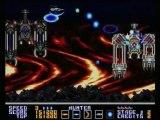 Classic Game Room - THUNDER FORCE AC for Sega Saturn