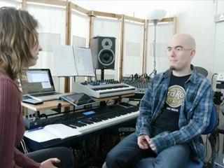 FFF - Interview de Jimmy Tillier, compositeur du Visiteur du Futur