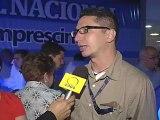 """RCTV,. El Observador, viernes 25 de mayo de 2012, Presentación libro Nelson Bustamante """"Por estos pasillos de RCTV"""""""