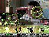 CGRundertow KARAOKE REVOLUTION GLEE for Nintendo Wii Video Game Review