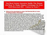What Is a Self Directed Ira - Self Directed Ira