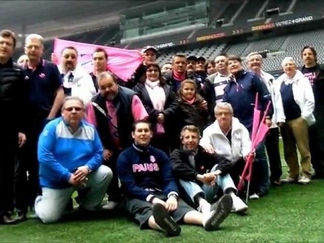 31 mars 2012 - Le matin de Stade Français Paris - Stade Toulousain