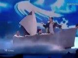 Can Bonomo - Love Me Back Eurovision Final Performansı  (TURKEY)