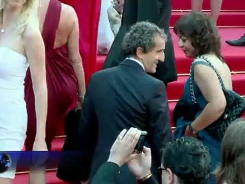 Historia de amor seduce Cannes