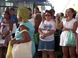 BRESIL: L'une des grandes caractéristiques de Salvador de Bahia et que cela chante, et danse tous le temps!! Mais alors TOUS LE TEMPS!