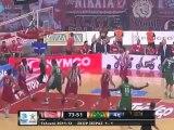 Ολυμπιακός vs. Παναθηναϊκός 84-72 | 3ος Τελικός Basket League