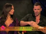 A behind the scenes with Dancing With The Stars: William Levy (@Willylevy29) || EC