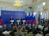 Avrupa Birliği-Rusya zirvesine Suriye krizi damga vurdu