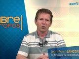 Xerfi Canal Jean-Marc Jancovici Le grand défi énergétique du gouvernement