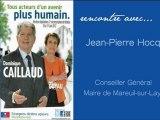Dominique CAILLAUD 2012 : #Rencontre avec Jean-Pierre Hocq