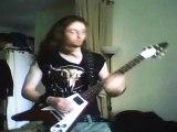 "Metal Original Song ""Rocking in Hell"""