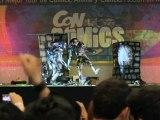 3.- Alien vs Depredador - 3° Lugar - Concurso de Cosplay - Concomics Mayo 2012