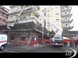 Roma, cede una gru: operaio muore dopo un volo di 10 metri. L'incidente durante lavori ad una palazzina in via Val Padana
