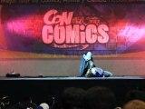 6.- Castlevania  - Concurso de Cosplay - Concomics Mayo 2012