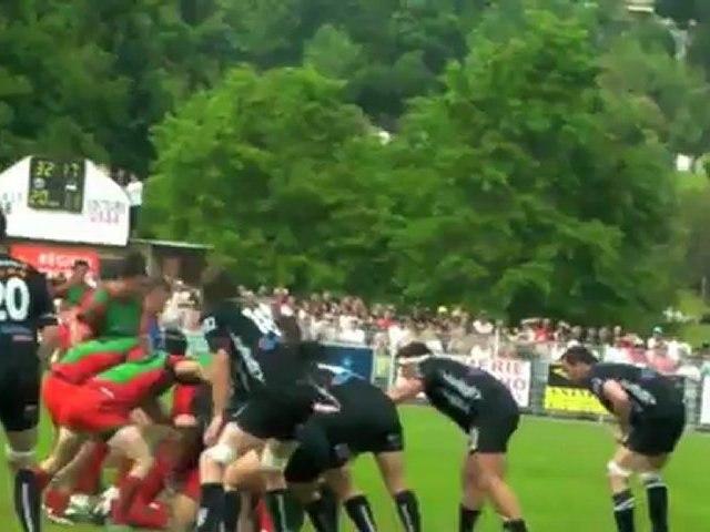 Rugby Fédérale 2 : Bagnères- Saint Sulpice sur Lèze