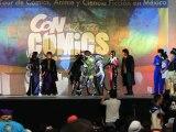 Premiación - Concurso de Cosplay - Concomics Mayo 2012