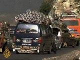Pakistan begins South Waziristan offensive - 17 Oct 09
