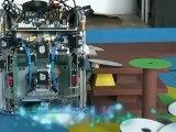 [Eceborg] Coupe de Robotique 2012 - Présentation des Robots Gali V et Baby Gali