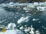 Greenland's ice melting faster than expected - 28 Sept 09