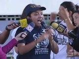 RCTV, El Observador, Lunes 28 de mayo de 2012, Movimiento estudiantil conmemora 5 años del cierre de RCTV